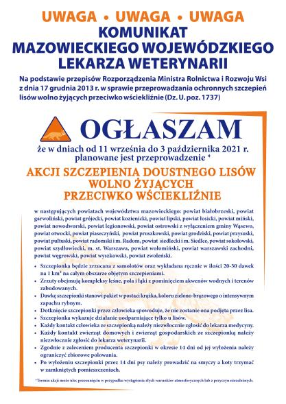 lisy plakat 07 2021